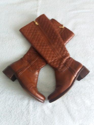 PRIMADONA kozne cizme,37br(odgovara 38br) - Stara Pazova