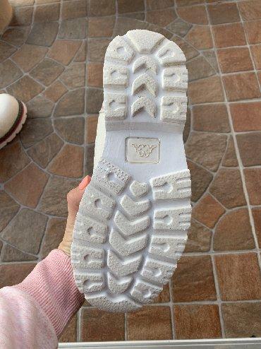 Zimske - Srbija: Kappa zimske cipele,nosene ali bez ostecenja! Broj 39 2500 dinara