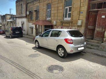 Bakı şəhərində Renault Sandero 2014
