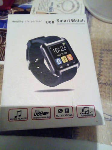 Smart watch u80 bluetooth watch - Raca Kragujevacka