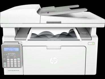 Xırdalan şəhərində PRİNTER yeni HP LaserJet Pro MFP M134a 600azn