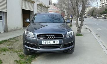 audi 100 qapıya - Azərbaycan: Audi Q7 2008