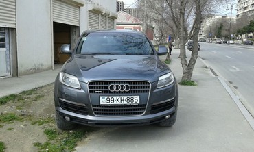 audi-a6-3-multitronic - Azərbaycan: Audi Q7 3 l. 2008 | 195000 km