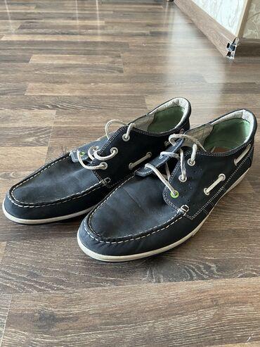 hjugo boss muzhskaja odezhda в Кыргызстан: Мужская обувь Hugo Boss. 44 размера . Б/у
