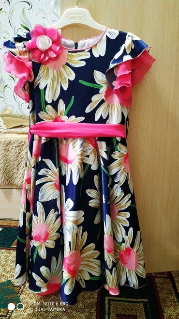 Детский мир - Кировское: Продам платье на девочку от 7до 9 лет. Платье в хорошем состоянии