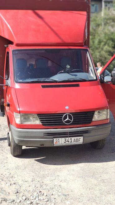 Купить грузовой рефрижератор - Кыргызстан: Продается грузовой Mercedes Benz Sprinter TDI 2.9, обращаться по