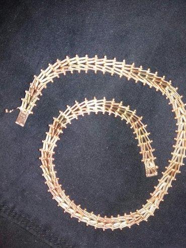 Bakı şəhərində sumbul boyunbagi 583 prob cekisi 42gr ( eni 12mm)