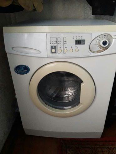 швейная машинка зингер цена в Кыргызстан: Фронтальная Автоматическая Стиральная Машина Samsung 5 кг