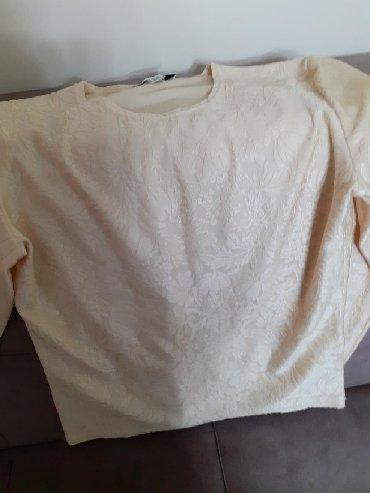 Ženska odeća   Kucevo: Bluza zenska Nova  Sa elastinom.Vel L