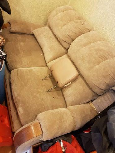 Продам диван б.у. в хорошем состоянии. в Бишкек