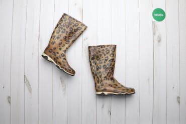 Женская обувь - Украина: Жіночі гумові чоботи Дюна, р. 38   Довжина підошви: 28 см Ширина халя