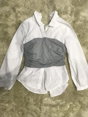 Продается новая  рубашка DoBe,размер xs-s  в Бишкек