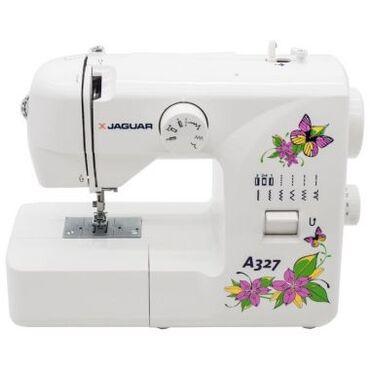 Швейная машина jaguar a327характеристики, тип управления