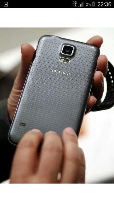 samsung galaxy s5 qiymeti teze - Azərbaycan: İşlənmiş Samsung Galaxy S5 16 GB göy
