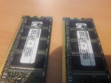 Original Kingston 2GB DDR2 RAM memorije. Odlicno radi i u odlicnom je - Crvenka