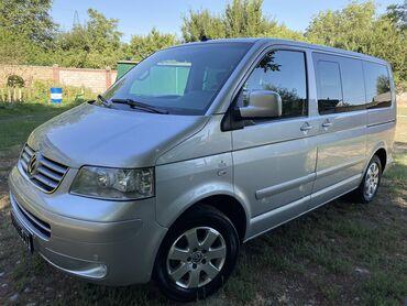 продаю фольксваген транспортер т2 бишкек в Кыргызстан: Volkswagen Multivan 2 л. 2006   240000 км