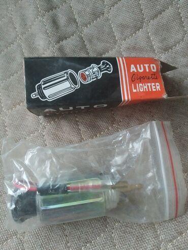 """1) прикуриватель универсальный 250 сом2) кнопка """"старт"""" 400 сом 3) USB"""