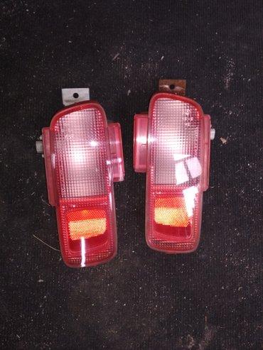 Плафоны на задний бампер  Хонда СТРИМ в Кант