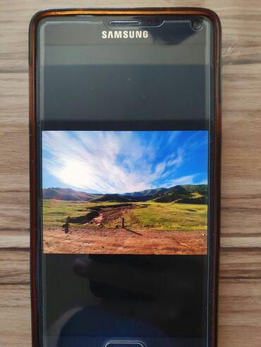 телевизор samsung ue32j4100 в Кыргызстан: Б/у Samsung Galaxy Note 4 Черный