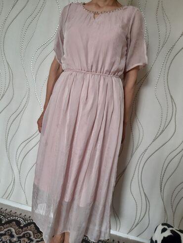 платье на лето в Кыргызстан: Легкое платье как раз на лето