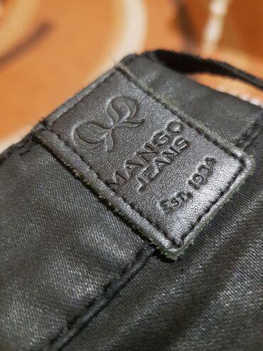 Muška odeća | Pirot: Uske crne pantalone u odličnom stanju, svega par puta nošene