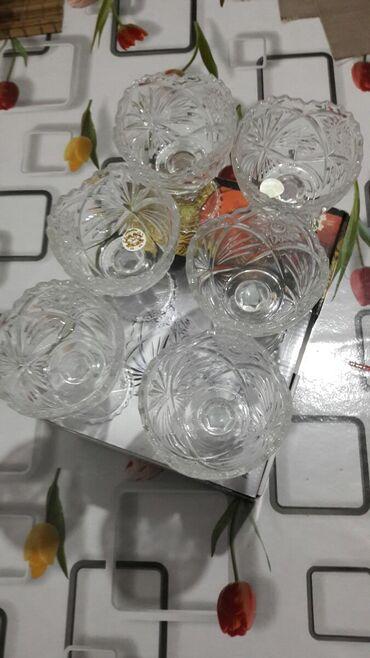 подставка для посуды в Кыргызстан: Продаю посуду. Посуда новая, ни разу не пользовались, только не на всю