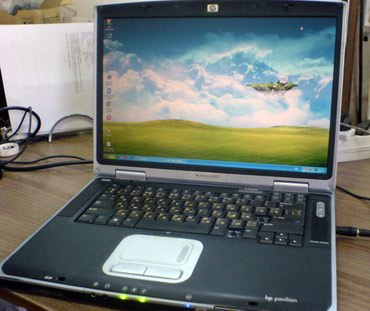 Ноутбук HP Pavilion zt3000 . в Бишкек