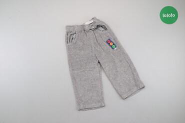 Детский мир - Украина: Дитячі штани з нашивкою   Довжина: 44 см Довжина кроку: 23 см Напівобх