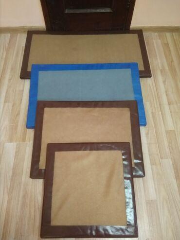 Дезинфицирующие коврики  Размеры: 50*50 50*75 60*100   У НАС ВЫ НАЙДЕТ