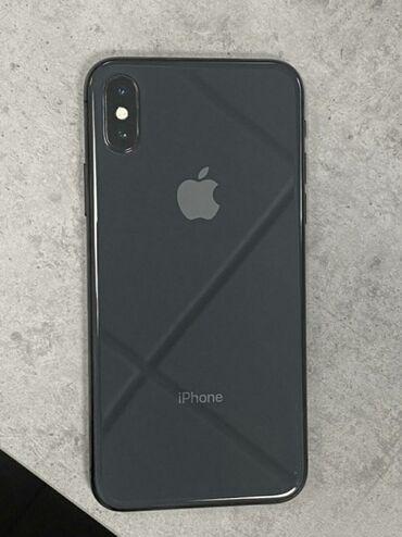 Apple Iphone - Кыргызстан: IPhone X 256 ГБ Серый (Space Gray)