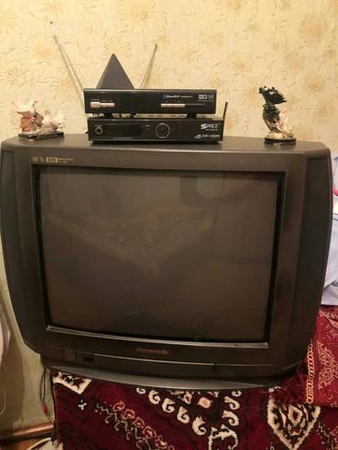 "Rengli TV ""Panasonic"" ekran 54, ela veziyetdedir hec bir problemi yox"