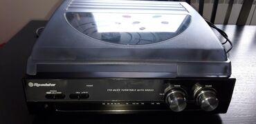 Gramofon - Srbija: Radio gramofon
