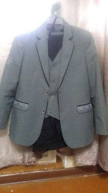 muzhskaja odezhda 40 h godov в Кыргызстан: Продаю школьную форму на парня, размер 40 состояние хорошие