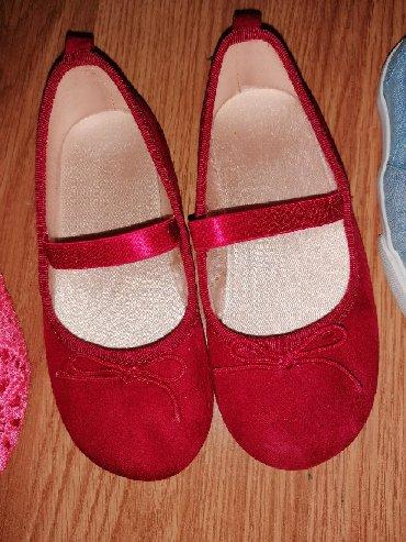 Dečije Cipele i Čizme | Leskovac: H&m baletanke, jednom nosene. Broj 24