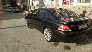 Bakı şəhərində BMW 745 2004