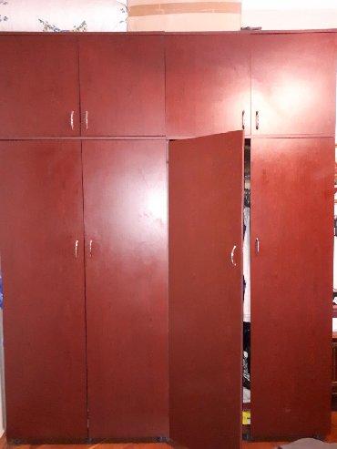шкаф антресоль в Азербайджан: Шифоньер в идеальном состоянии, ширина 60 см, длина 2 метра. С