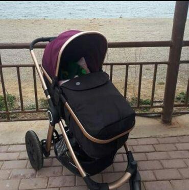 For babyden 380 azn alinib, 2-3 defe heyetde surulub. Evde elave