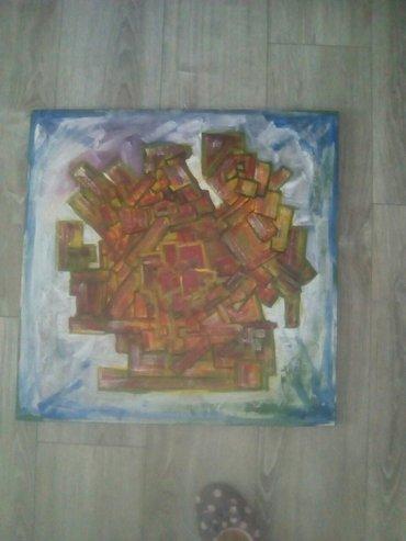 Kućni dekor - Vrbas: Slika 60x60