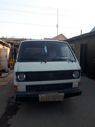Volkswagen Transporter 2 л. 1984   239711 км