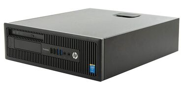 Системники hp intel core i5-4570 prodesk 400 g1 sff low profile