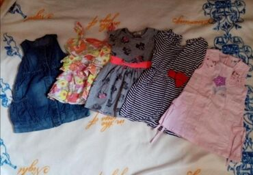 Dečija odeća i obuća - Sremska Kamenica: Haljinice 98 104