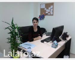 Bakı şəhərində Ofis meneceri