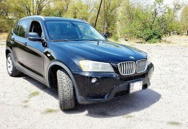 cherry 2010 в Кыргызстан: BMW X3 3 л. 2011 | 228000 км