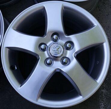 Комплект r16 дисков для toyota для ToyotaДиски б\у в отличном