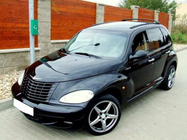 Chrysler PT Cruiser 2003 в Талас