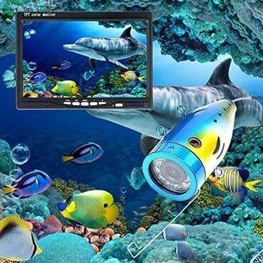 Sportski sako - Srbija: 14250dinVeoma kvalitetni sonar za otkrivanje ribe i objekata pod