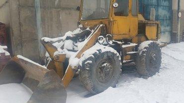продаю фронтальный ковшовый погрузчик то-6 в хорошем состоянии 1. 6 м3 в Бишкек