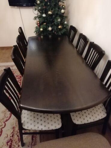 Продаю стол обеденный со стульями . Производство наше, покупали в