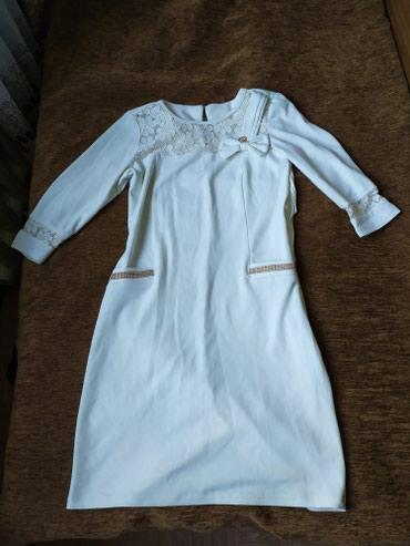 женская платья размер 44 в Кыргызстан: Платье женское б.у. В хорошем состоянии. Размер 44-46