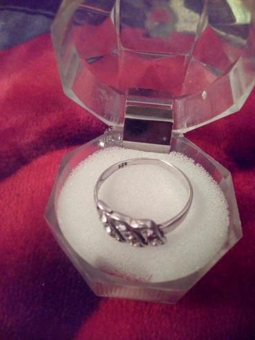 женское кольцо 19 размер в Кыргызстан: Серебро 925 кольцо размер 18-19 кара-балта 1199с
